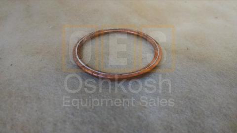 Copper Fuel Tank Drain Gasket Washer