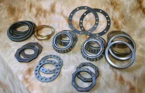 Rear Axle Seal and Wheel Bearing Kit