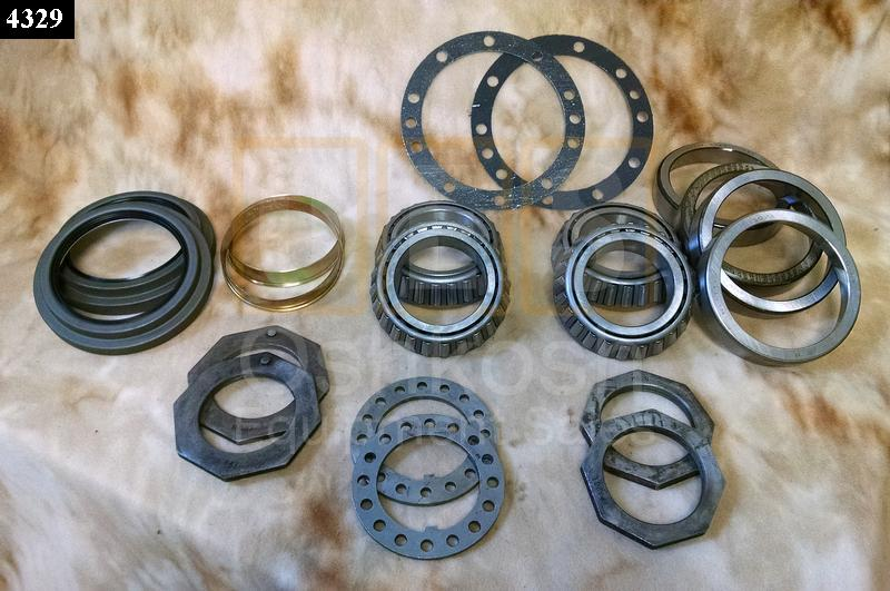 Rear Axle Seal and Wheel Bearing Kit - New Replacement