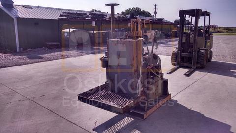 Hydraulic Rear Winch Assembly