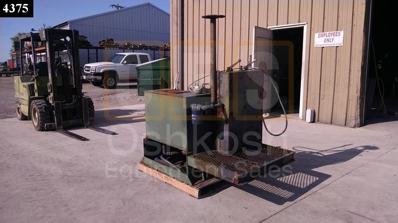 Hydraulic Rear Winch Assembly - Used Serviceable