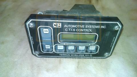 CTIS Control Box
