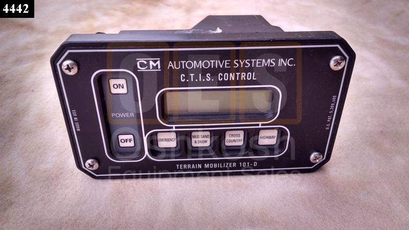 CTIS Control Box - NOS