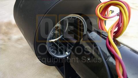 Heater Blower Motor Fan Assembly