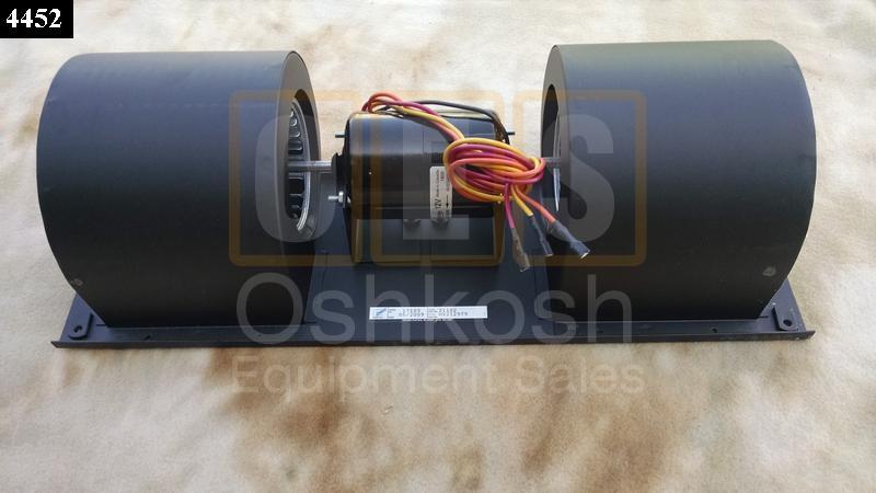 Heater Blower Motor Fan Assembly - NOS