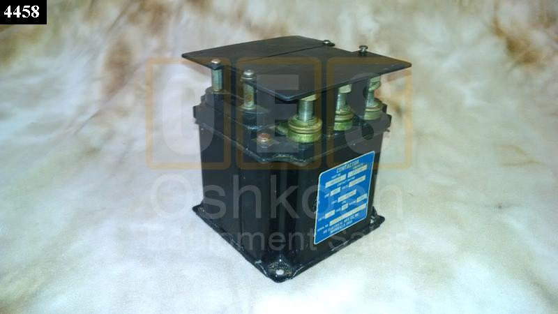 Main Load Contactor Circuit Breaker - Used Serviceable
