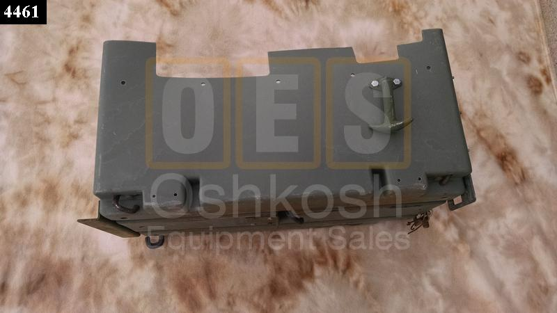 Plastic Battery Box - Used Serviceable