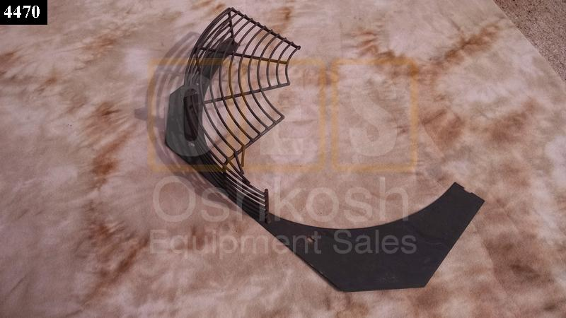 Radiator Fan Shroud Guard LH - Used Serviceable