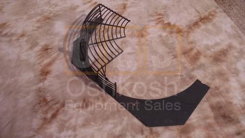 Radiator Fan Shroud Guard LH