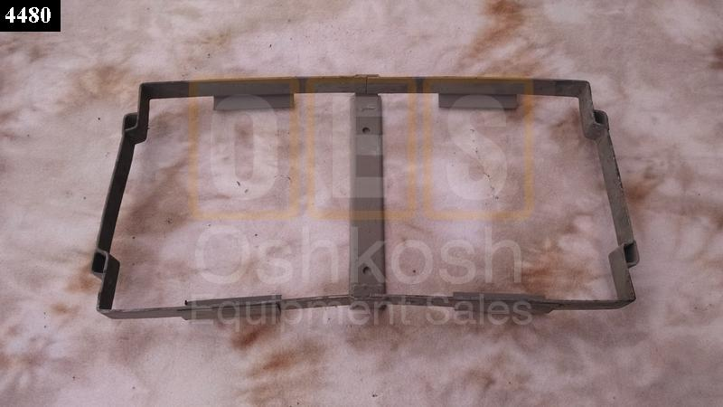 Battery Hold Down Frame - Used Serviceable