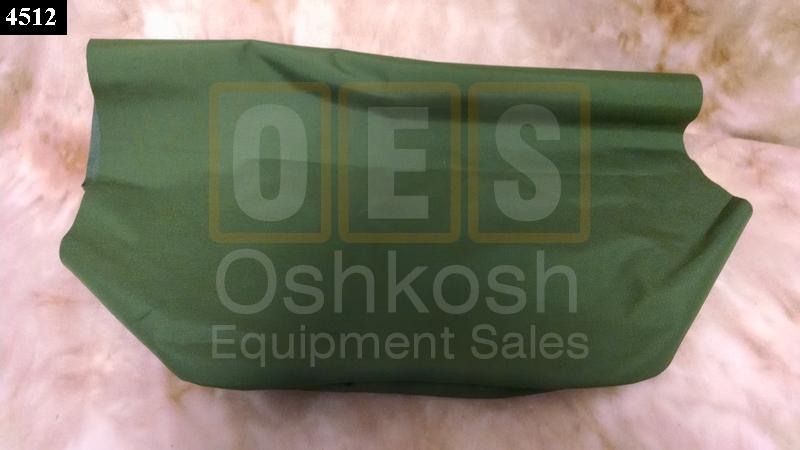 Seat Cover Passenger Seat Bottom Cushion (Green) - New Replacement