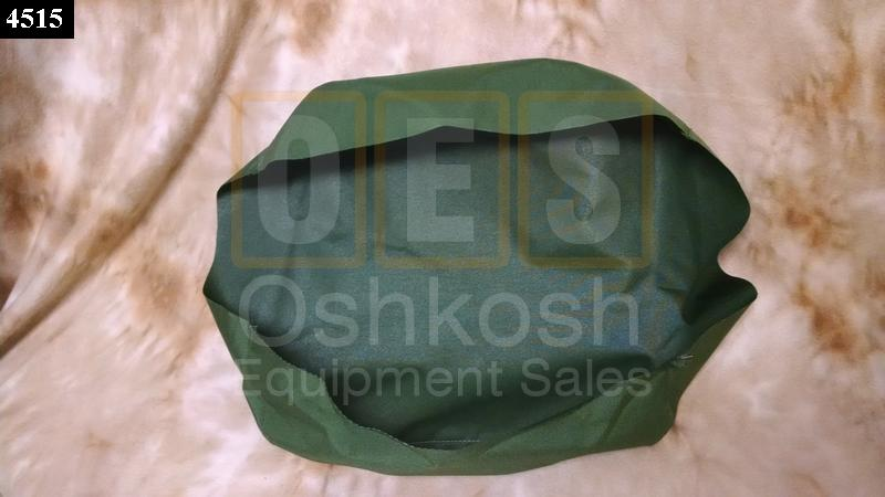 Seat Cover Driver Seat Bottom Cushion (Green) - New Replacement