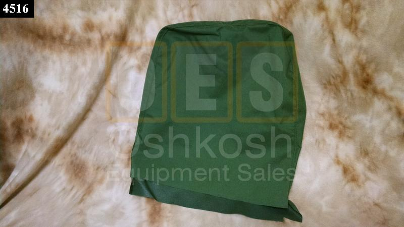 Seat Cover Driver Backrest Cushion (Green) - New Replacement