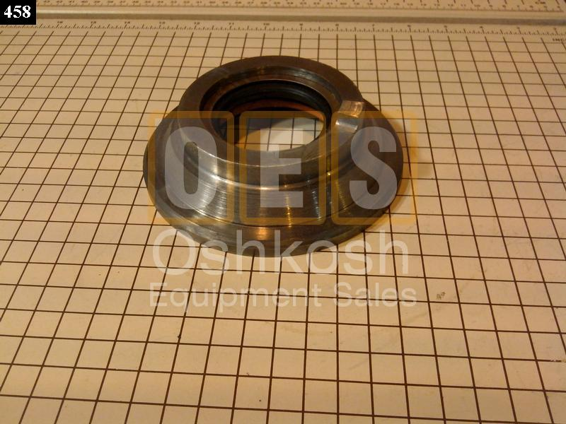 Inner Axle Seal with Collar and Retainer - New Replacement