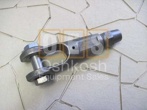 Wrecker Rear Winch Cable Clevis Socket (3/4 inch wire)