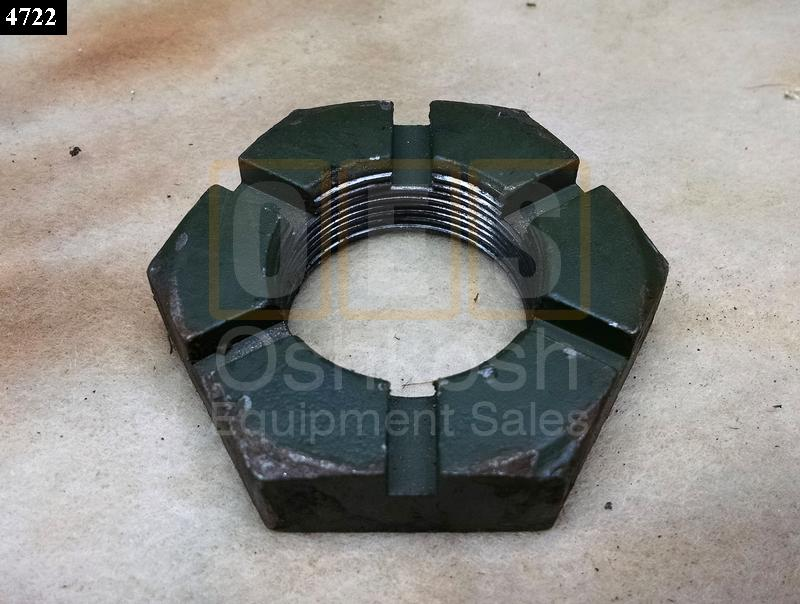 Transfer and Transmission Shaft Nut - Used Serviceable