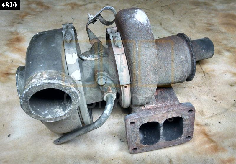Schwitzer Turbo Charger 4LE-354 - Oshkosh Equipment