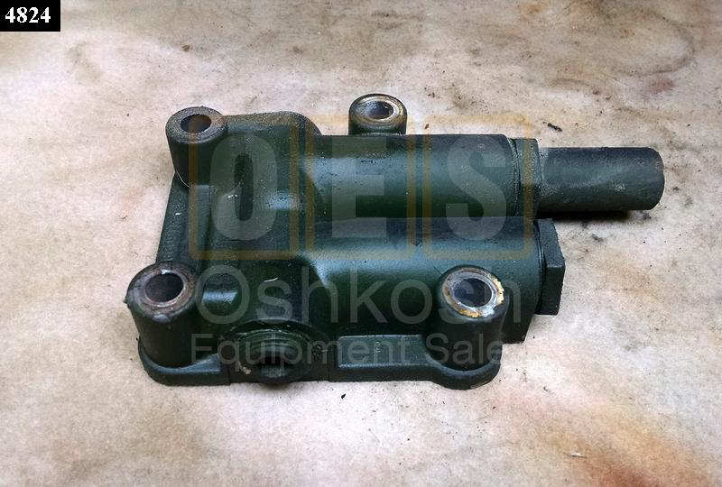 Oil Pressure Relief Valve - Used Serviceable