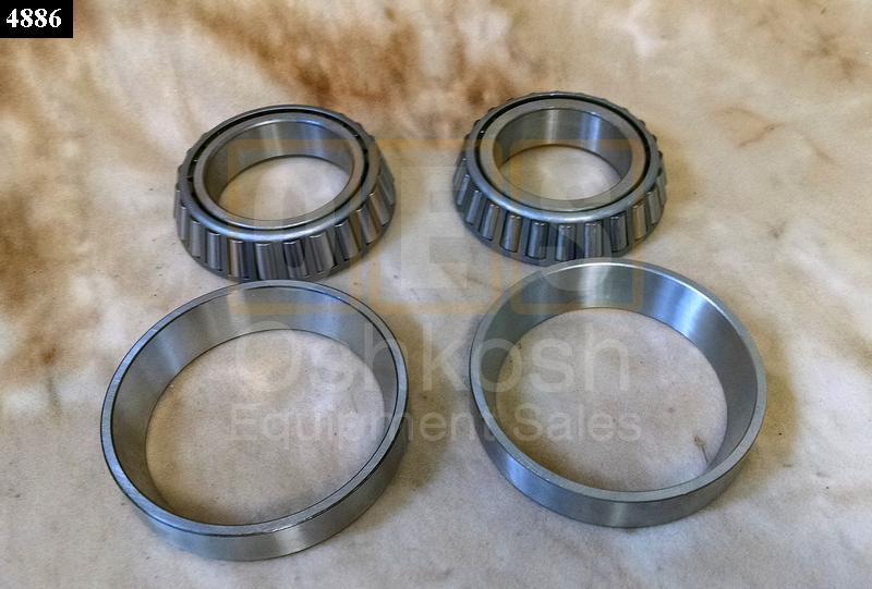 5-Ton Wheel Bearing Kit - New Replacement