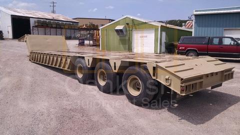 M870 (40 Ton) Heavy Equipment Trailer (T-1100-38)