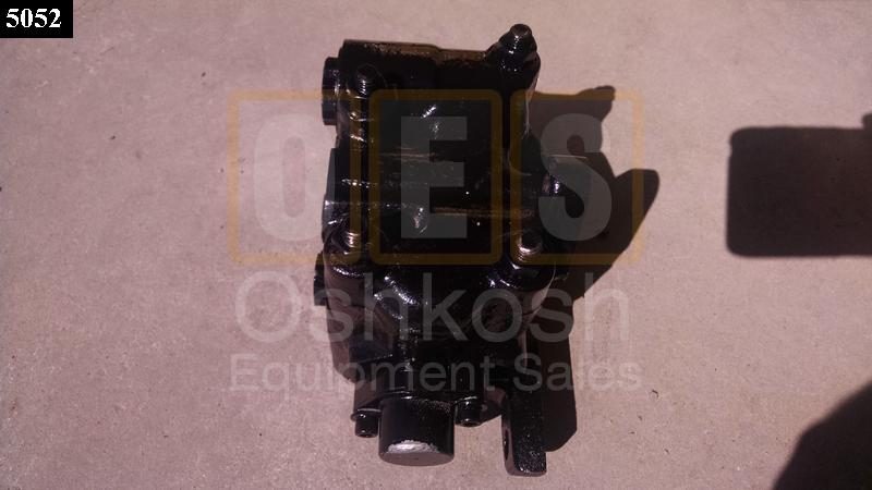 Front Winch Hydraulic Control Valve - New Replacement