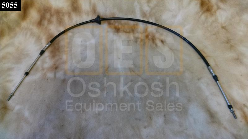 Transmission PTO Engage Control Cable (M939A2) - NOS