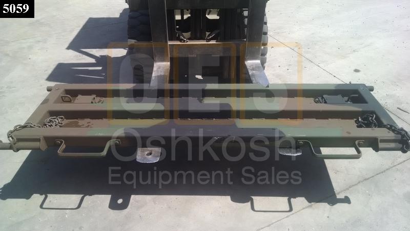 5 Ton Dump Truck Tailgate - NOS