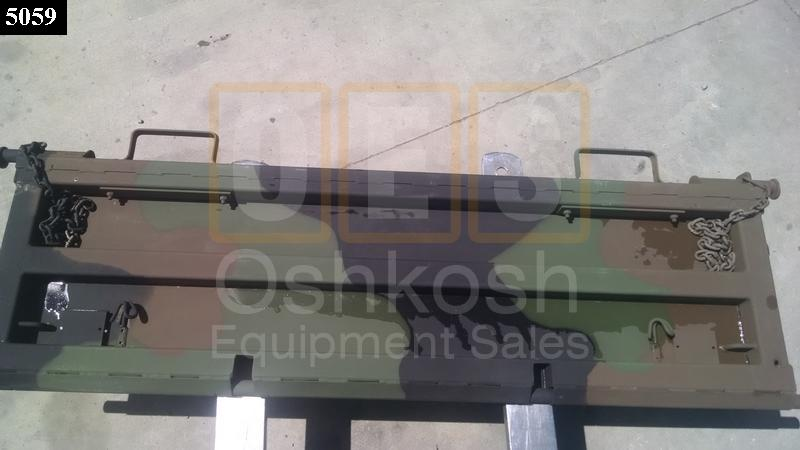 5 Ton Dump Truck Tailgate Oshkosh Equipment