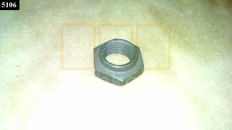 Alternator Pulley Retaining Nut - New Replacement