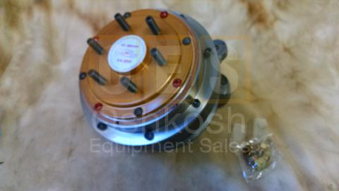 Air Operated Clutch Fan Assembly