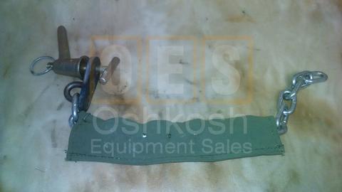 Cargo Box Drop Side Latch Handle