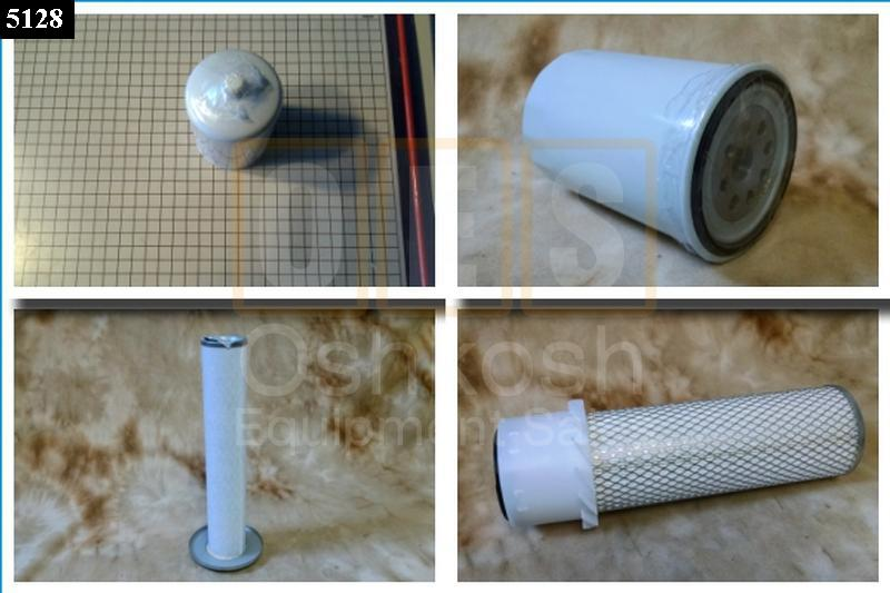 Filter Kit MEP804A - New Replacement