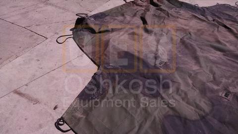 Dump Body Cargo Cover Tarp