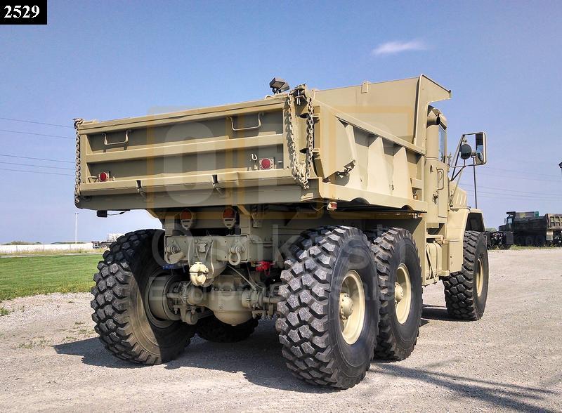 M929A1 5 Ton 6x6 Military Dump Truck (D-300-77) - Rebuilt/Reconditioned