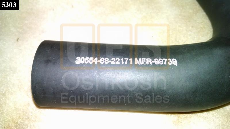 Radiator Coolant Hose Upper - NOS