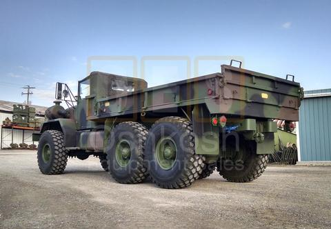 M813A1 6x6 Military Cargo Truck With Winch (C-200-67)