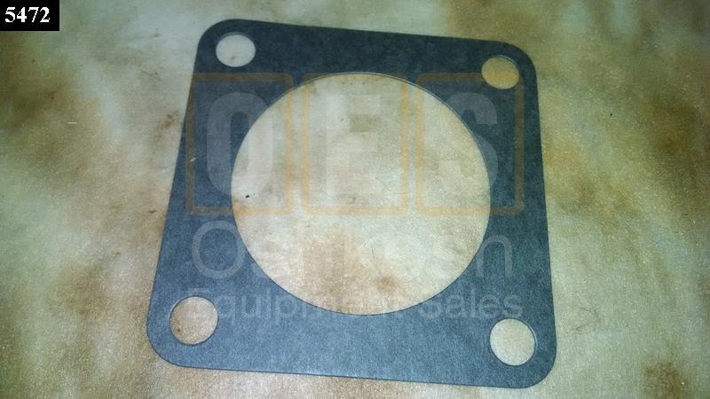 Wrecker Hydraulic Winch Hoist Motor Mounting Gasket - NOS