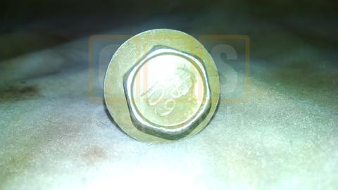 Shoulder Washer Head Bolt Fine Thread (Metric) M16 X 1.5 X 45