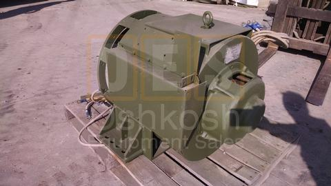 100KW 3-Phase Main Alternator Generator End MEP007A or MEP007B