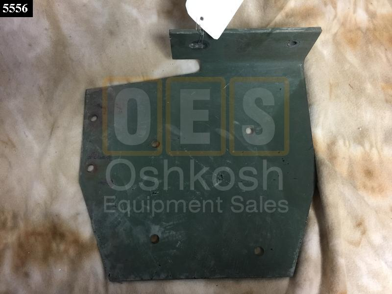 M809 Vice Mounting Plate Wrecker Angle Bracket - Used Serviceable