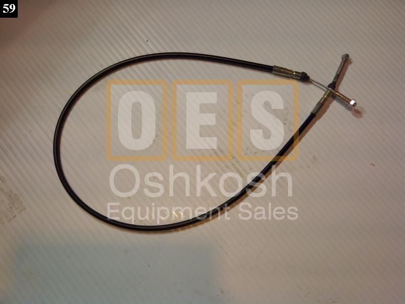 Parking Brake Cable - New Replacement