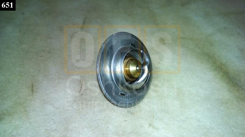 Cooling System Thermostat - New Replacement
