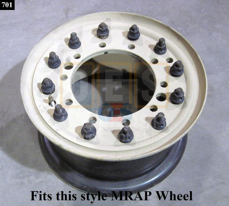 HEMTT M1070 and MRAP Wheel O-Ring (5/16 IN.) - New Replacement