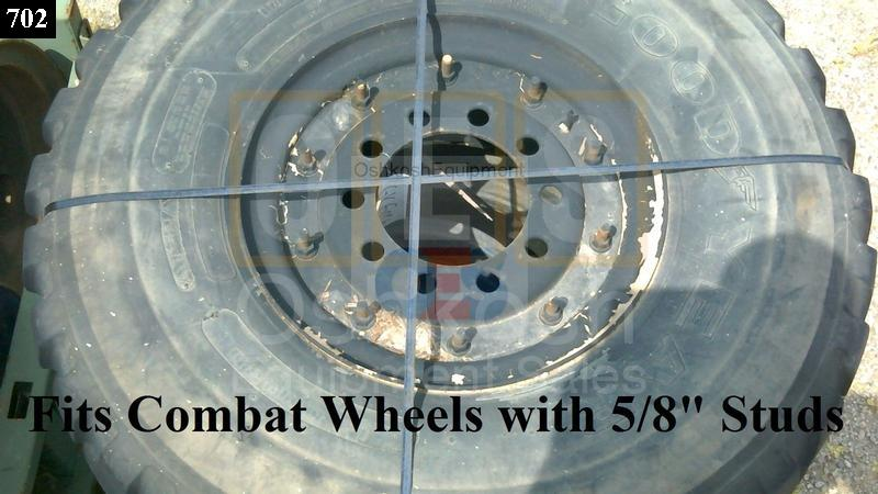 Combat Wheel O-Ring (3/8) - New Replacement