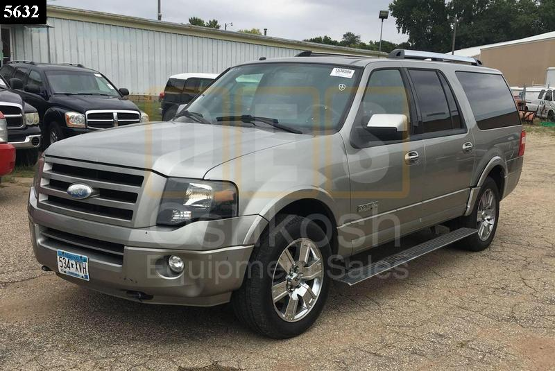 2008 Ford Expedition EL Limited 4X4 - New Replacement