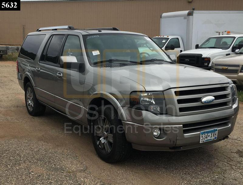 Ford Expedition El Limited X New Replacement New Replacement