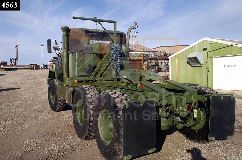 M931A2 6x6 5 Ton Military Tractor Truck (TR-500-58) - New Replacement