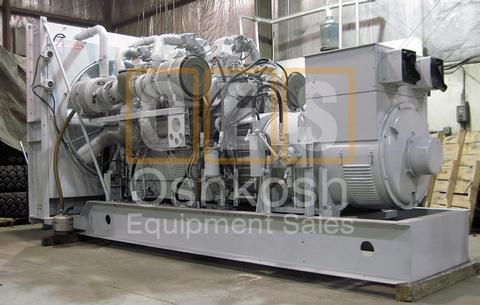 750kW Stamford Euclid Generator (G-1400-188)