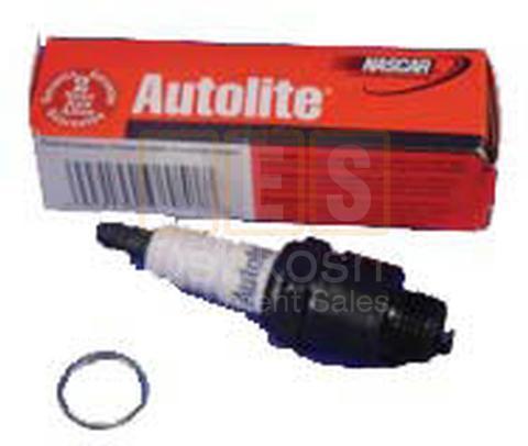 Autolite Spark Plugs (4)