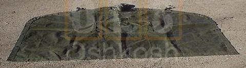 3 Piece Cargo Cover 12 Foot Box